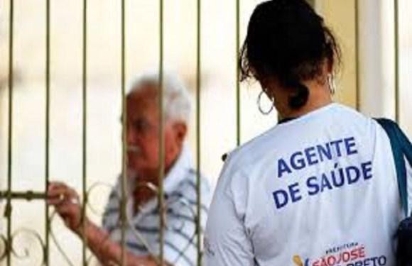 Lei sobre agentes de saúde é sancionada com veto a reajuste