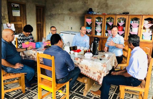 Acir começa campanha pelo Vale do Guaporé