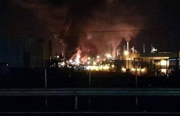 Explosão atinge caldeira de refinaria da Petrobras em Paulínia (SP)