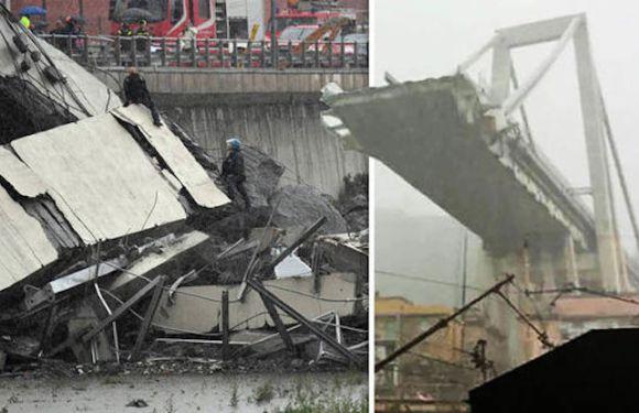 Ao menos 11 pessoas morreram em desabamento de ponte na Itália; veja vídeo