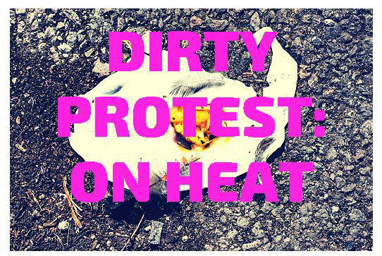 Dirty Protest_On Heat Shorts Night