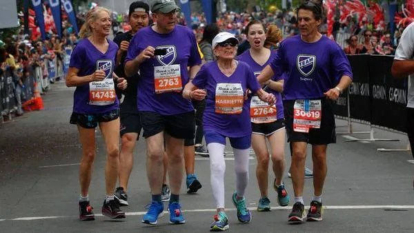 How old is too old for a marathon?