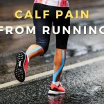 calf pain from running