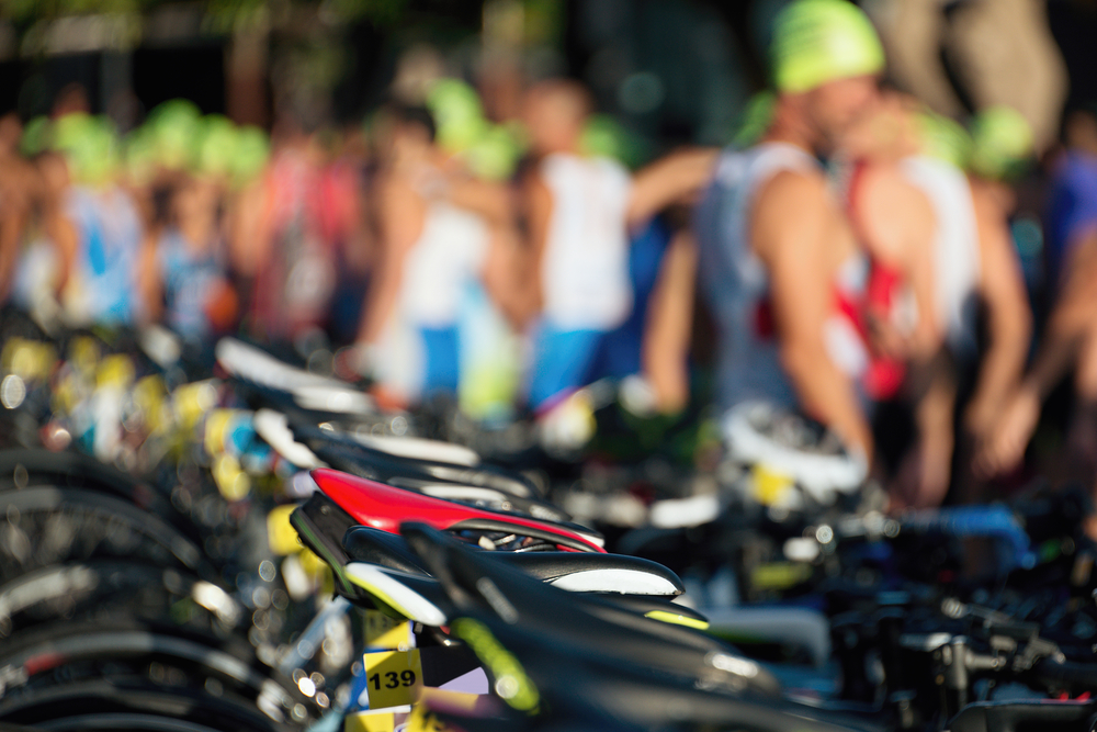 What is the order of a triathlon