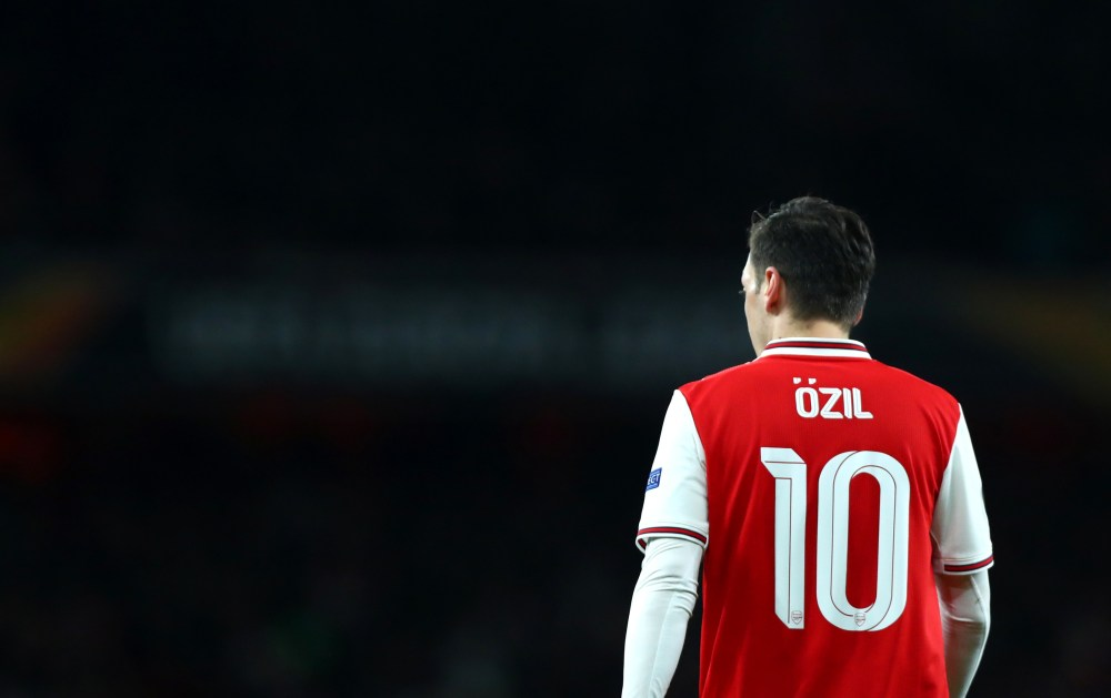 Arsenal: Mesut Ozil 'Loyalty' Accusations Entirely Unfounded