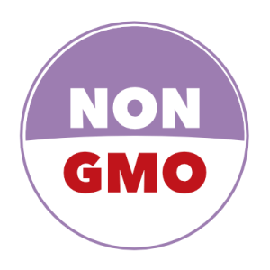 WE DO NOT USE ANY GMO INGREDIENTS