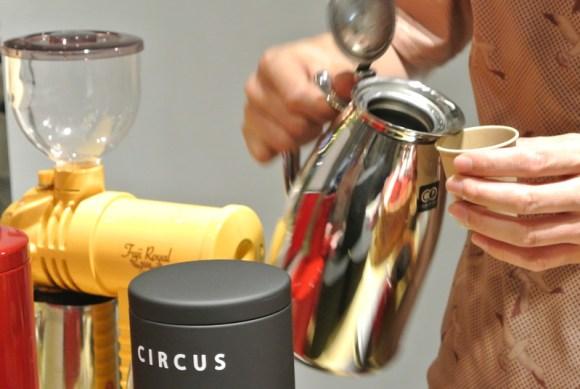 サーカスコーヒーによるテイスティング