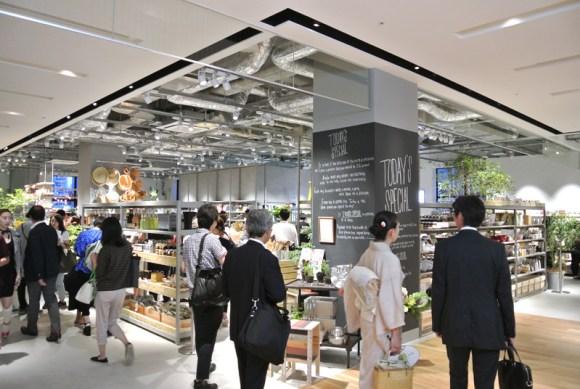京都BALの4階にTODAY'S SPECIALがオープン