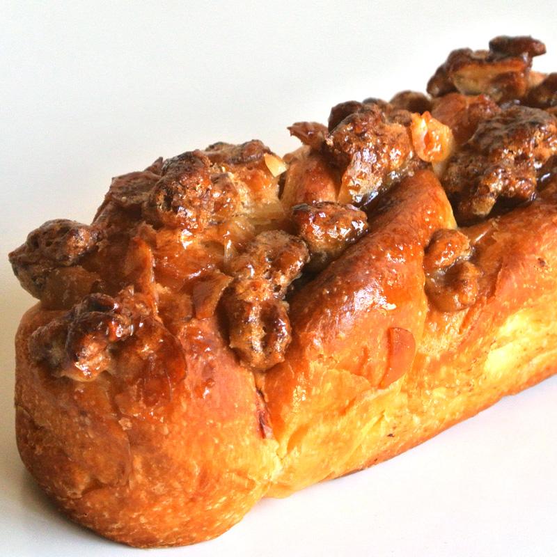 パン屋のグロワール「クルミとイチジクのブリオッシュ」