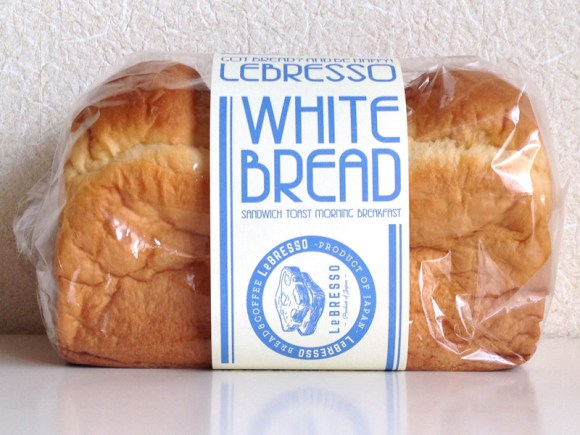 LeBRESSO(大阪鶴橋)のWHITE BREAD(山型食パン)