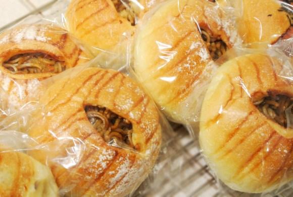 ブーランジェリー・ココロ(樟葉)のパン・オ・YAKISOBA