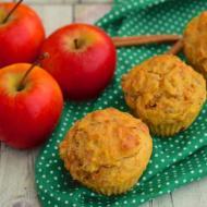 Ginger Apple Muffins