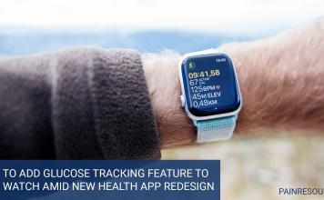 Apple Watch Glucose Tracking