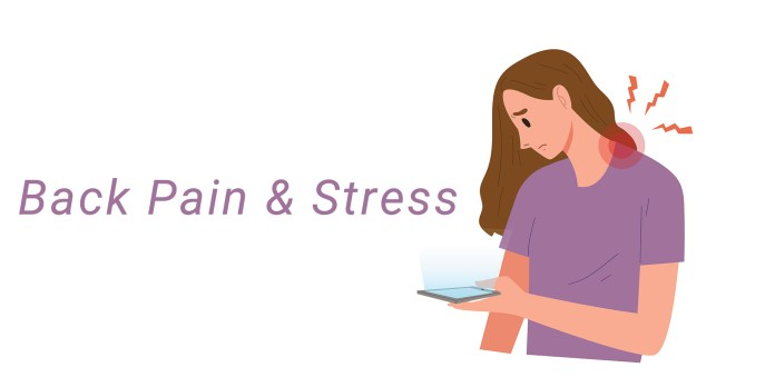 Back Hurt Due to Stress?