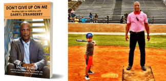 Darryl Strawberry book Don't Give Up on Me