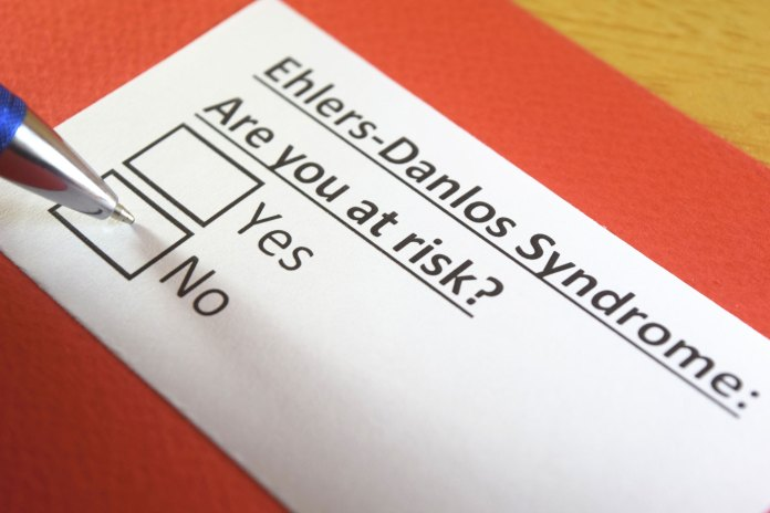 Living with Ehlers-Danlos Syndrome