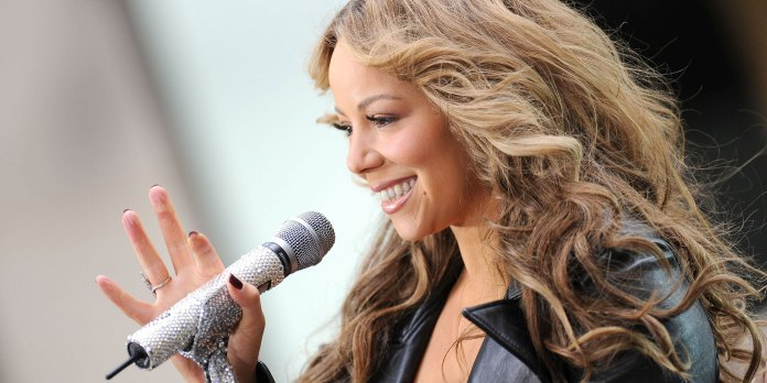 Celebrities with Chronic Pain - Mariah Carey bipolar II disorder