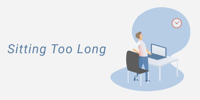 Sitting or Standing Too Long Causes Back Pain
