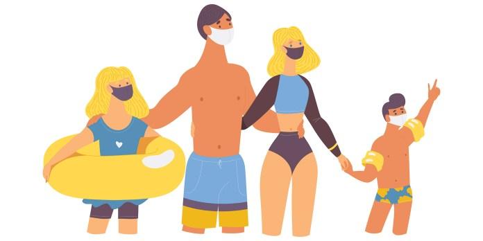 Pain Resolution 2021 swimming