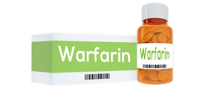 Warfarin and Blood Clots
