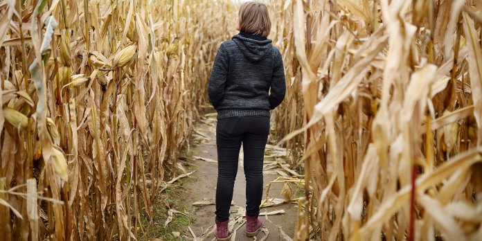 corn maze for joint pain activities