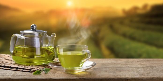 Green Tea for Chronic Pain