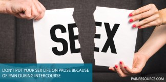 pain during sexual intercourse