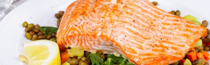 Pan-roasted salmon fibromyalgia recipes