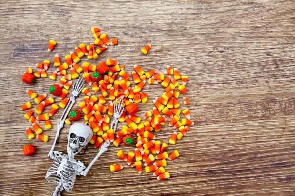 healthy Halloween options
