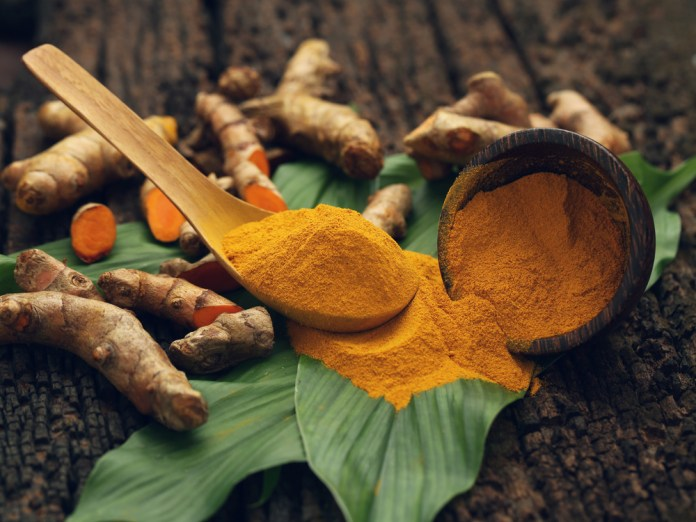 turmeric and ginger for chronic pain