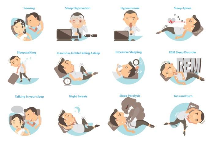 symptoms of narcolepsy