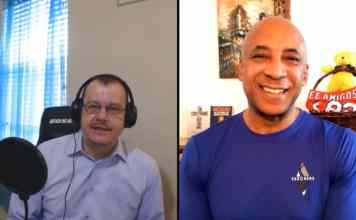 Vance Johnson Interview