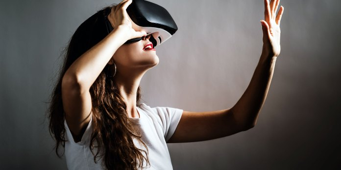 VR therapy can help patients