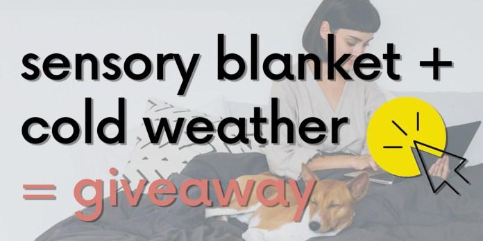 Sensory Blanket Giveaway