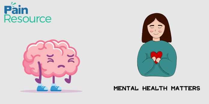recognize that your mental health matters