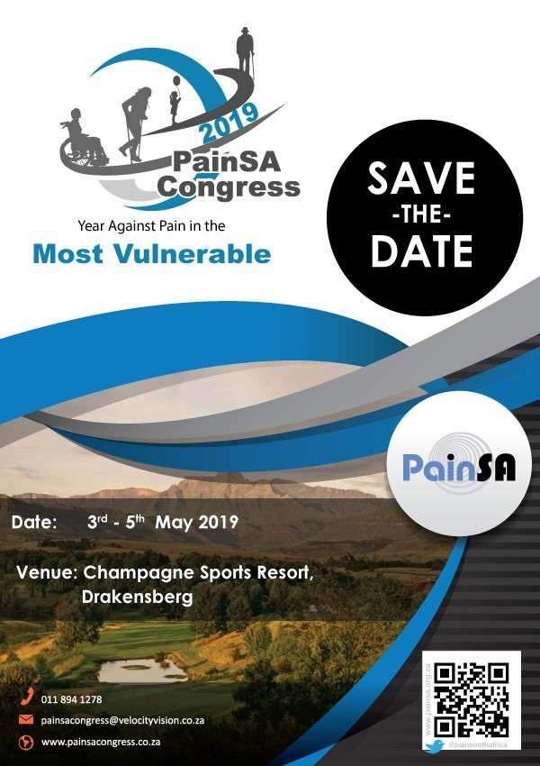 2019 PainSA Congress