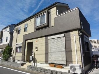 ガイナ 横浜市栄区 サイディング コロニアル 塗装
