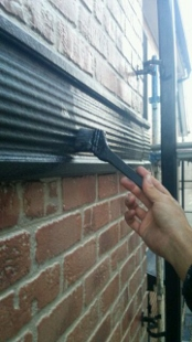 ガイナ 塗料 港北区 屋根 塗装