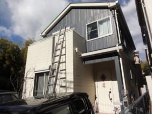 ガイナ コロニアルカラーベスト 屋根 塗装