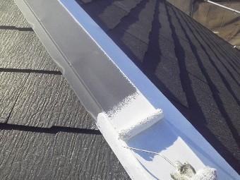ガイナ 横浜市 港南区 屋根 塗装
