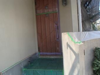 ガイナ 藤沢市 コロニアル屋根 塗装