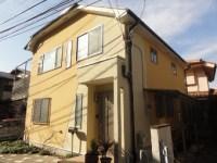 ガイナ 横浜市中区 コロニアル 屋根 塗装