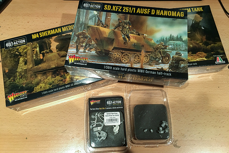 New 1/56 WWII order