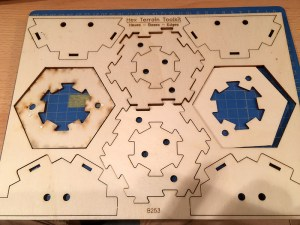 Hexes, Bases & Edges