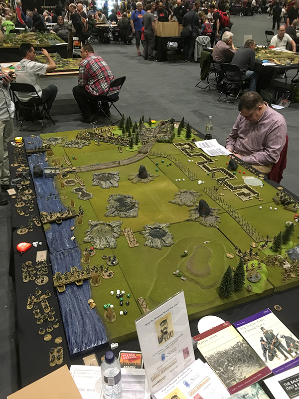 Salute 2017 Wargaming Demo