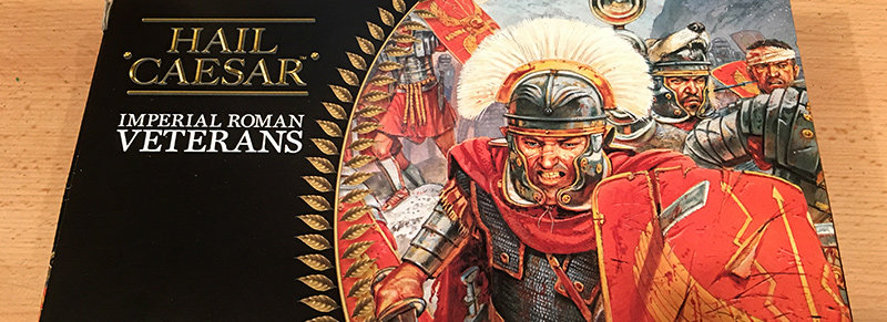 Imperial Roman Veterans Box Art