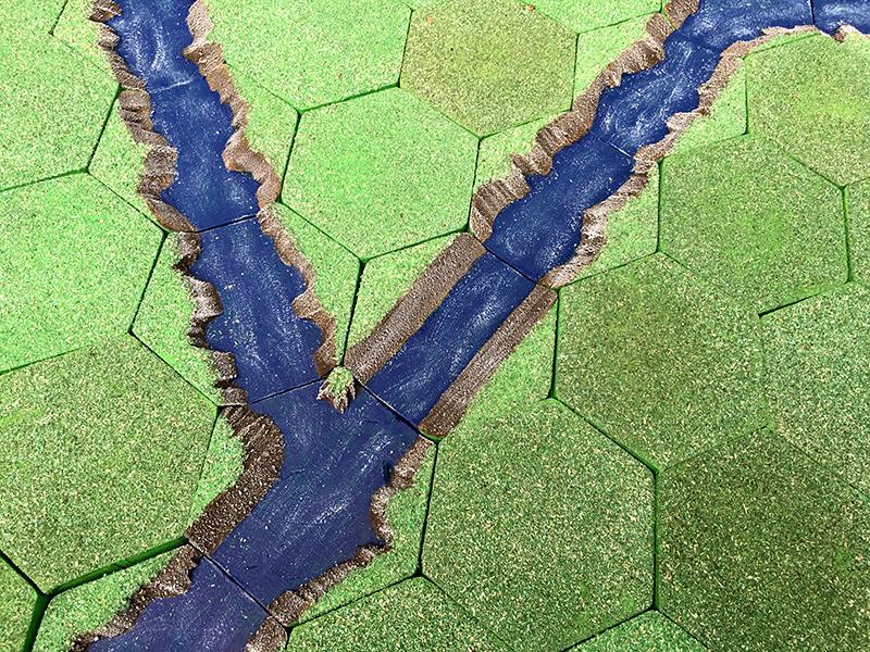 River Detail