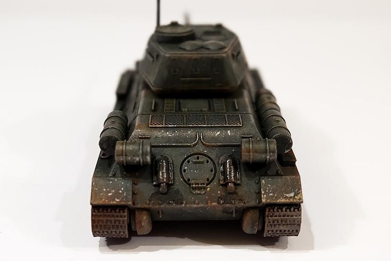 Russian T-34/85