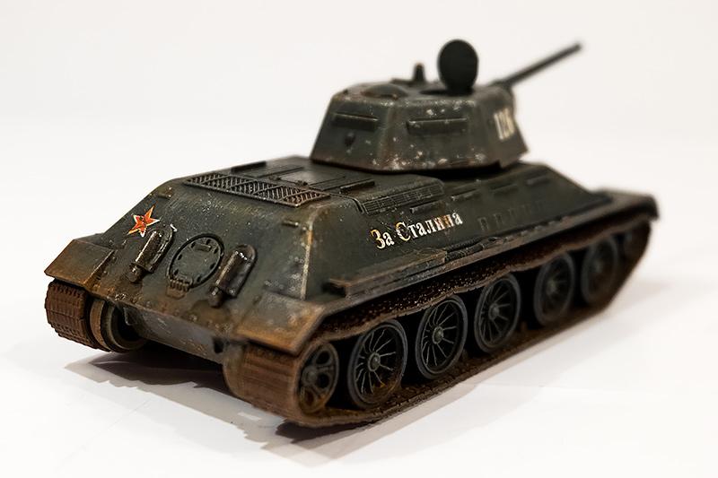 Russian T-34/76