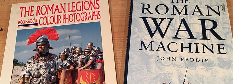 Roman Book Acquisitions